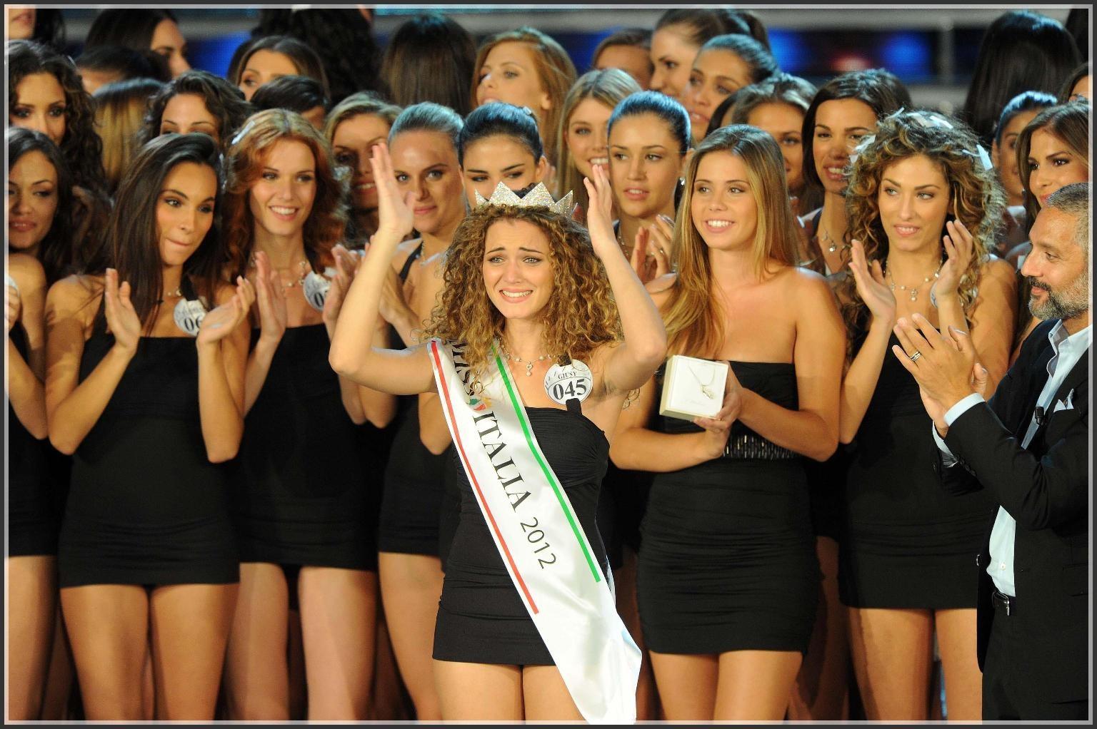 Giusy Buscemi - Miss Italia 2012