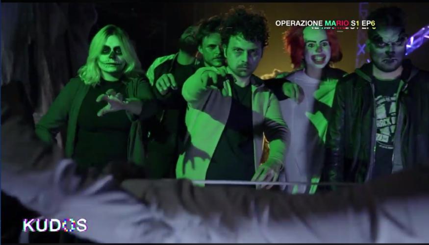 Di Halloween, 'pupi di zuccaro' e comparsate da futuri premi Oscar a #Kudos - VIDEO