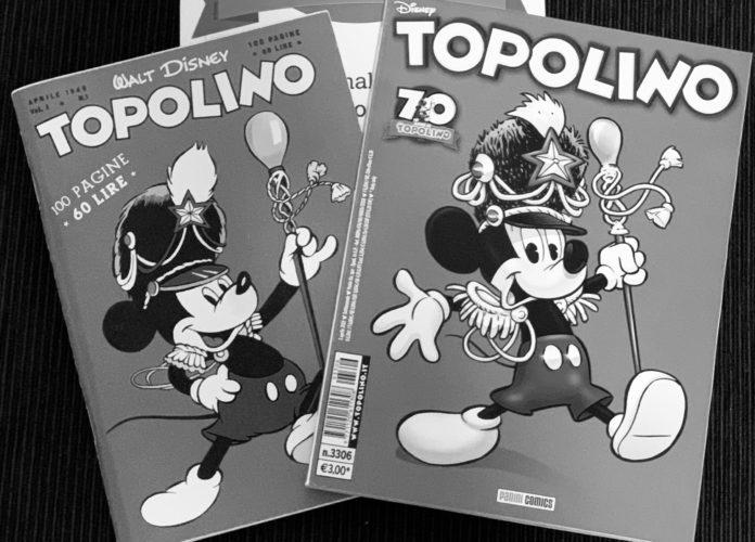 Tanti auguri Topolino Magazine: 70 anni e non sentirli